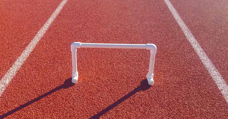 The Art of the Mini Hurdle: Building Sprint Form – Slow Guy Speed School